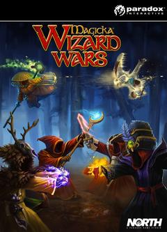 Jaquette Magicka : Wizard Wars