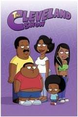 Affiche The Cleveland Show