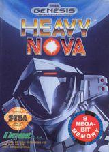 Jaquette Heavy Nova