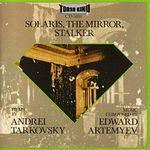 Pochette Solaris, The Mirror, Stalker: Films by A. Tarkovsky (OST)