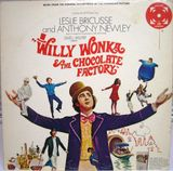 Pochette Willy Wonka & the Chocolate Factory (OST)