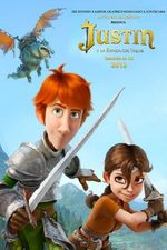 Affiche Justin and the Knights of Valour