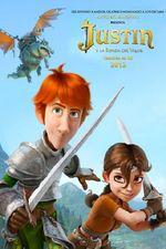 Affiche Justin et la légende des chevaliers