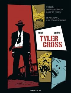 Couverture Black Rock - Tyler Cross, tome 1