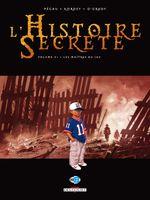 Couverture Les Maîtres du jeu - L'Histoire secrète, tome 31