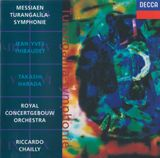Pochette Turangalîla-Symphonie