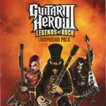 Pochette Guitar Hero III: Legends of Rock Companion Pack (OST)