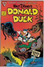 Couverture Le temps des vacances - Donald Duck