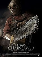 Affiche Texas Chainsaw 3D