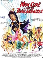 Affiche Mon curé chez les Thaïlandaises