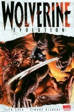 Couverture Evolution - Wolverine (2003), tome 9