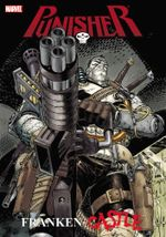 Couverture Franken-Castle - Punisher (2009), tome 3