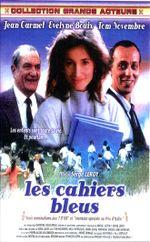 Affiche Les Cahiers bleus