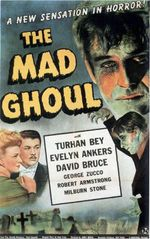 Affiche The Mad Ghoul