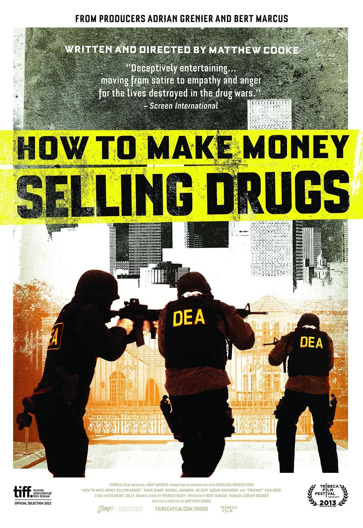 How to make money selling drugs documentaire 2012 for How to make and sell