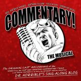 Pochette Commentary! The Musical (OST)