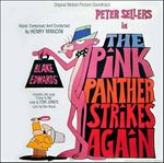 Pochette The Pink Panther Strikes Again (OST)