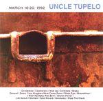 Pochette March 16–20, 1992