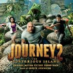 Pochette Journey 2: The Mysterious Island (OST)