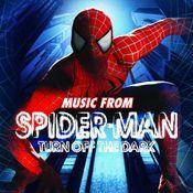 Pochette Spider-Man: Turn Off the Dark (OST)