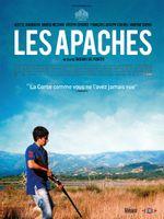 Affiche Les Apaches