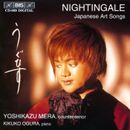 Pochette Nightingale: Japanese Art Songs