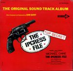 Pochette The Ipcress File (OST)