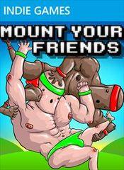 Jaquette Mount Your Friends
