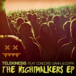 Pochette The Nightwalkers EP (EP)