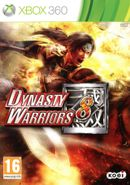 Jaquette Dynasty Warriors 8