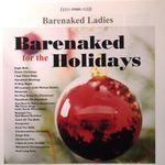 Pochette Barenaked for the Holidays