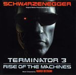 Pochette Terminator 3: Rise of the Machines (OST)