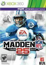 Jaquette Madden NFL 25