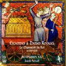 Pochette Estampies & danses royales