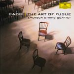 Pochette The Art of Fugue