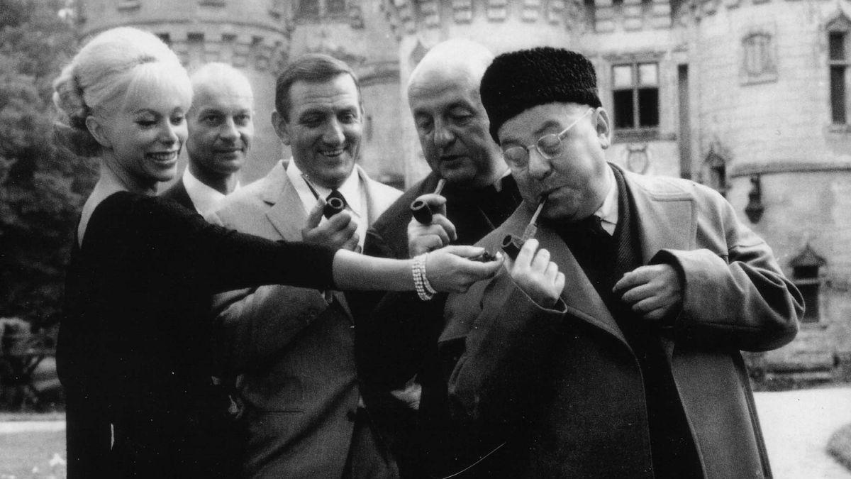 1964 Les Barbouzes dieulois