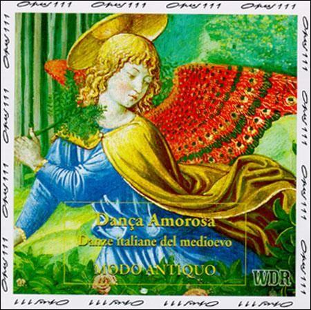 Les meilleures sorties en musique médiévale - Page 2 Danca_Amorosa_Danze_italiane_del_medioevo