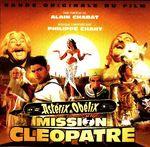 Pochette Astérix et Obélix : Mission Cléopâtre (OST)