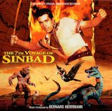 Pochette The 7th Voyage of Sinbad (OST)