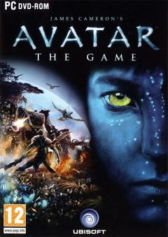 Jaquette Avatar : The Game