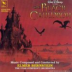 Pochette The Black Cauldron (OST)