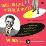 Pochette Sing and Dance With Frank Sinatra