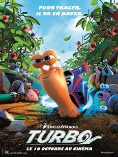Affiche Turbo