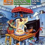 Pochette Suite for Cello & Jazz Piano Trio