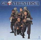 Pochette Ghostbusters II (OST)