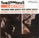 Pochette Thelonious in Action (Live)