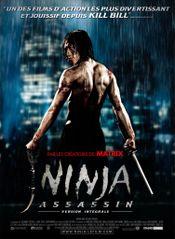 Affiche Ninja Assassin