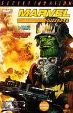 Couverture Renaissance - Marvel Universe, tome 15