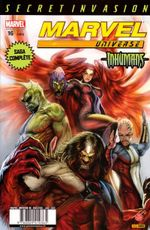 Couverture Famille - Marvel Universe, tome 16