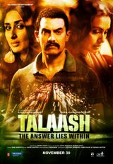 Affiche Talaash : The Answer Lies Within
